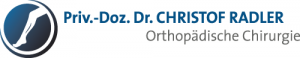 Priv.-Doz. Dr. Christof Radler Orthopädische Chirurgie