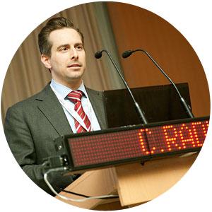 Chirurg Radler Vortrag ForschungOrthopädie